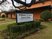 Williams and Lucas Funerals & Cremations- Ft. Worth