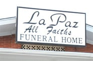 La Paz All Faiths Funeral Home, San Antonio TX
