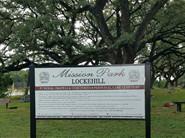 Mission Lockehill Cemetery, San Antonio TX