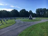 Madonna of Czestochowa Cemetery, New Castle PA