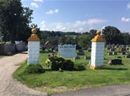 Saint Luke Cemetery, Bentleyville PA