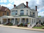Myers Funeral Home, Sistersville WV