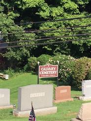 Calvary Cemetery, Freedom PA