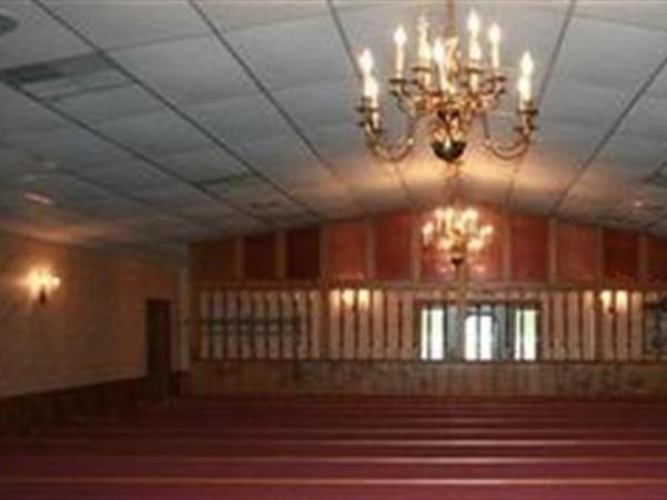 Chapel (back)