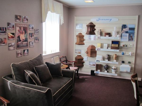 Merchandising Room - A large selection of traditional & contemporary merchandise for all budgets