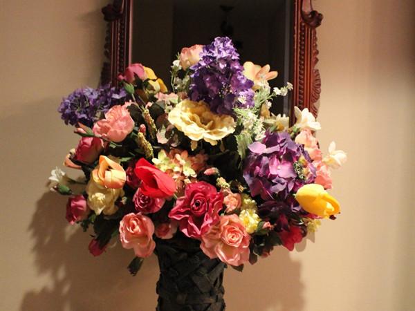 Hallway Flowers
