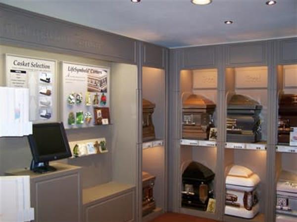 Casket Display Room