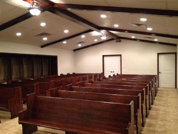 Robertson Saints' Roost Chapel