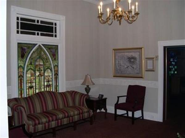 Chapel Vestibule