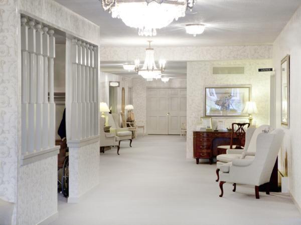 Hallway to Chapels