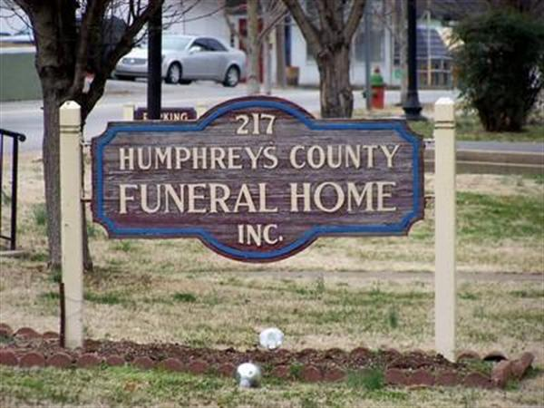 Welcome to Humphreys County Funeral Home