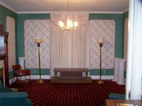One of five state rooms