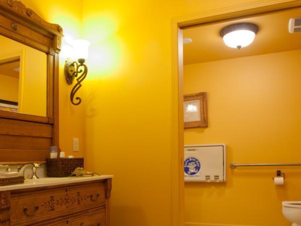 Ladies Handicap Restroom
