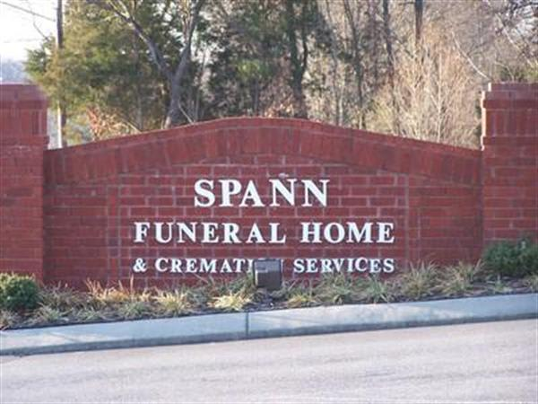 Welcome to Spann Funeral Home