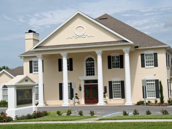 Perfect Gentry Morrison Funeral Homes   Serenity Gardens Chapel
