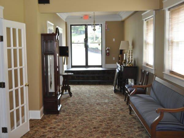 The Foyer/Lobby