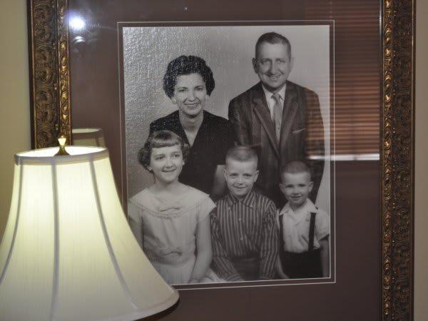 "R.E. ""Toad"" Farrar and Family"