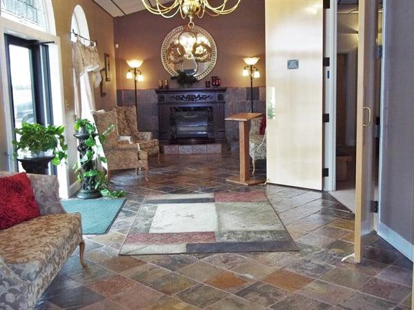 Chapel Lobby