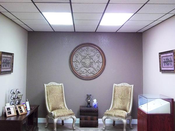 Arrangement Room