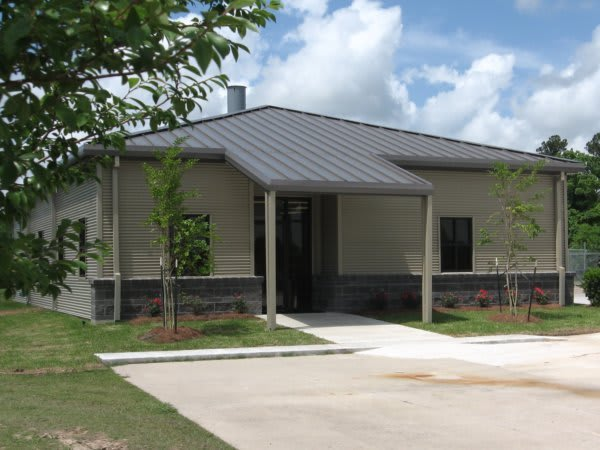 Haven of Rest Crematory.  The new crematory was constructed in 2010 and a new state of the art cremation retort was installed in 2011.