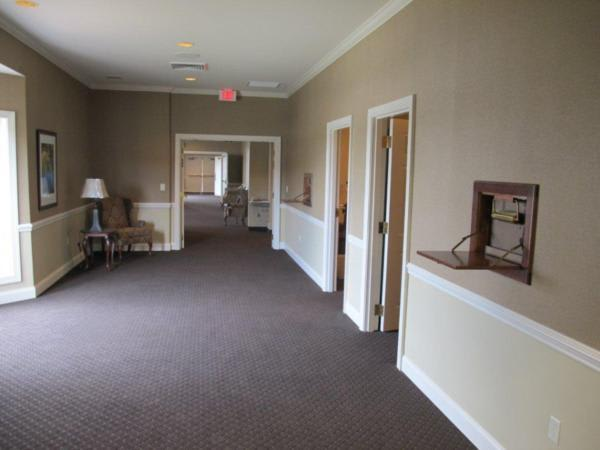 Visitation Foyer