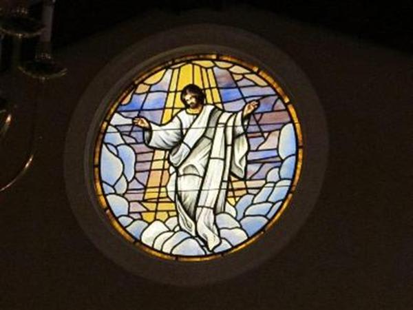 Chapel Stained Glass