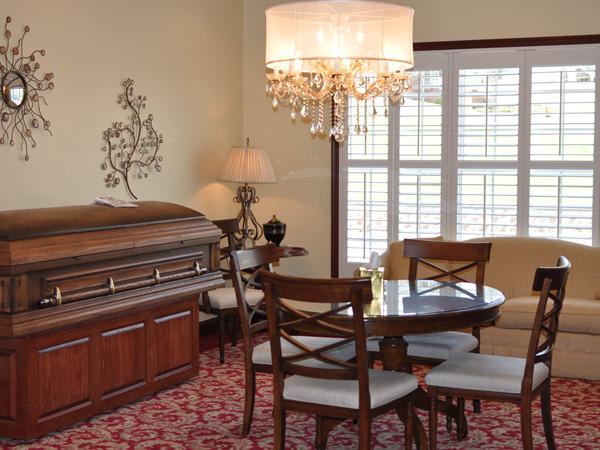 Cremation Arrangement Room