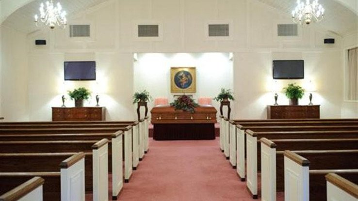 Facilities & Directions | Oakley-Cook Funeral Home ...
