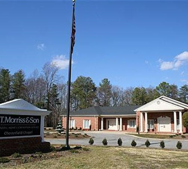 Contact Us   J T  Morriss & Son Funeral Home - Chester, VA
