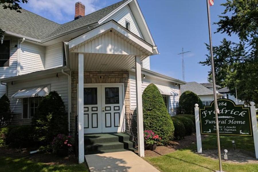 Facilities & Directions   Fredrick Funeral Home - Hampshire, IL