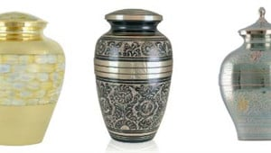Brass Cremation Urns in Fremont CA