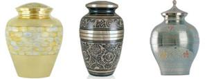 Brass Cremation Urns Fremont CA