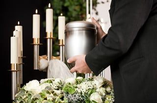 Cremation With Memorial Service Package: $1995