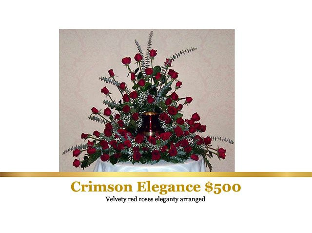Seasonal Poinsettias and Mums Sympathy Flowers, Funeral Flowers, Cremation Flowers in Mentor, Willoughby, Painesville, Eastlake, OH Ohio