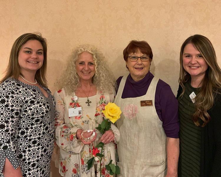 Caregiver Award Winners | Oak Hill Memorial Park, Funerals and