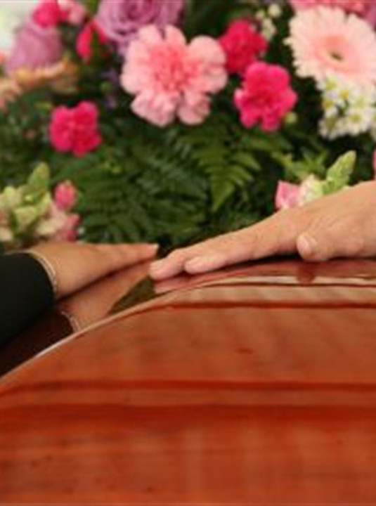 Traditional Burial Service -$5,995.00 <br>(at-need price)
