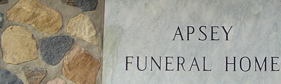 About Us | Apsey Funeral Home