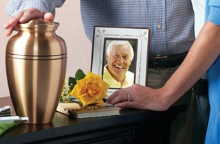 Simple Cremation Package: $895