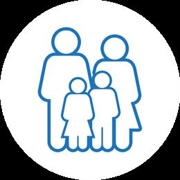 Family Capacity Icon