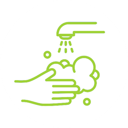 Wash Hands Icon