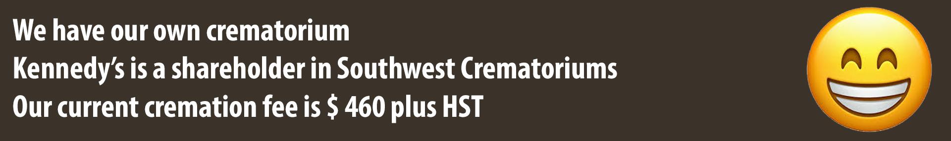 Crematorium serving Essex Kingsville Leamington Tecumseh Windsor