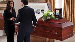 Viewing before cremation