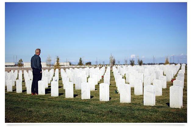 Veterans & Military Benefits | Bryan-Braker Funeral Home