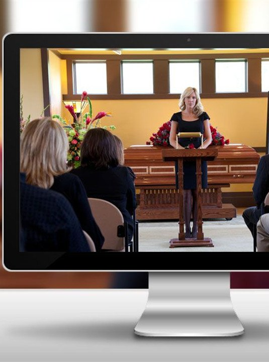 Live Funeral Webcasting