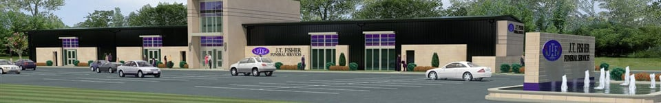Contact Us   J.T. Fisher Funeral Services