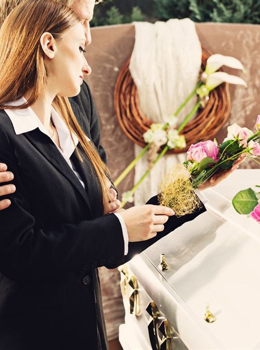 Chapel or Church Funeral Service