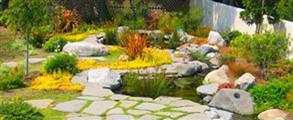 Mariposa Garden at Mission Chapel