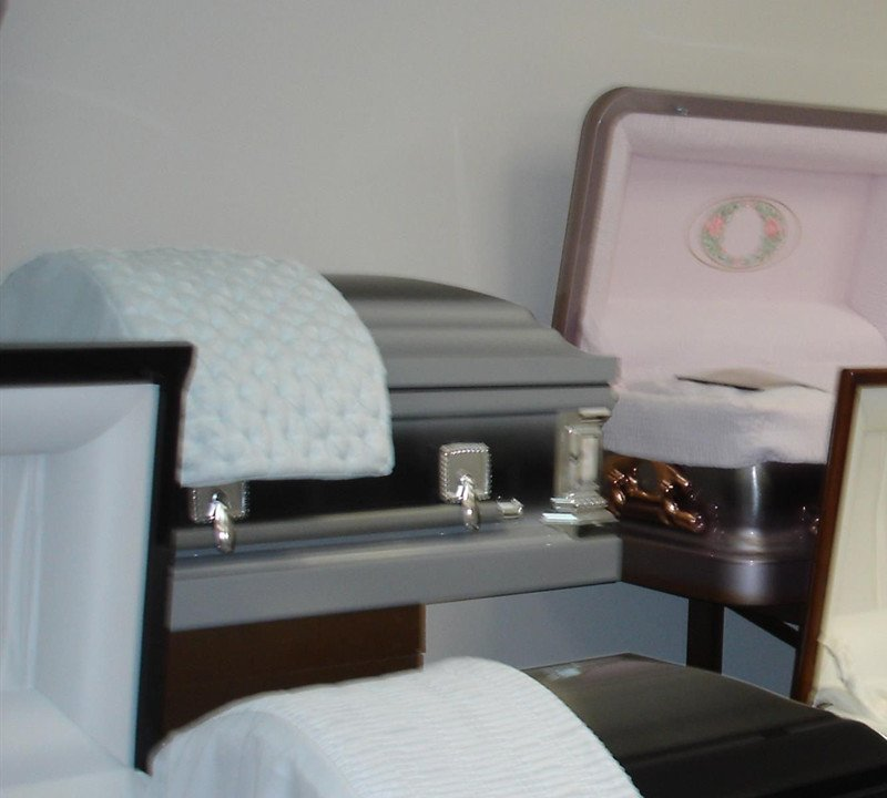 Our Caskets and Vaults