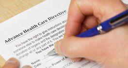 Advance Health Care Directives