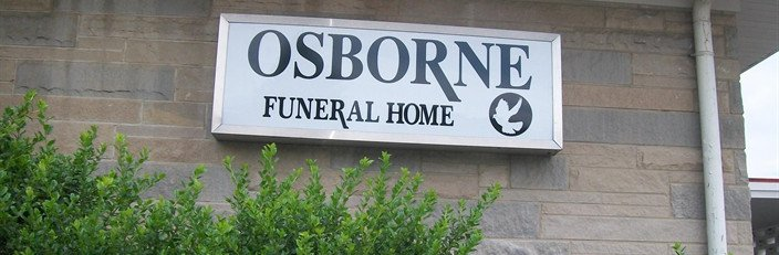 What We Do | OSBORNE FUNERAL HOME
